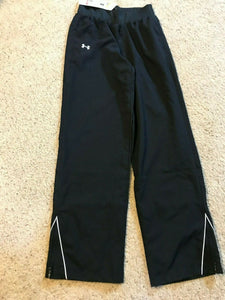 Under Armour UA Team Women's Pregame Woven Pants 1239021 Black or Grey XS XL $50