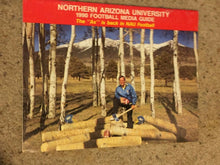 Load image into Gallery viewer, 1990 NORTHERN ARIZONA UNIVERSITY NAU COLLEGE FOOTBALL MEDIA GUIDE b6