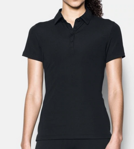 Under Armour UA Womens Performance Range Tactical Polo 1290521 Black XS-XL - $50