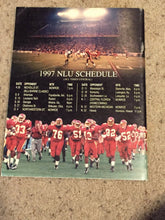 Load image into Gallery viewer, 1997 NORTHEAST LOUISIANA INDIANS COLLEGE FOOTBALL MEDIA GUIDE b6