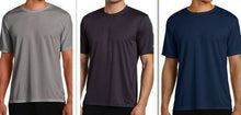 Load image into Gallery viewer, Asics Mens Core Short Sleeve Tshirt MR1105 - Grey Navy or Dark Grey Choose Size