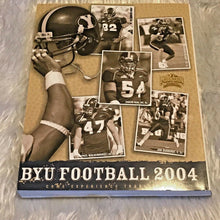 Load image into Gallery viewer, 2004 Brigham Young University BYU Cougars College Football Media Guide  BOX1