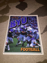 Load image into Gallery viewer, 1992 BYU BRIGHAM YOUNG UNIVERSITY COLLEGE FOOTBALL MEDIA GUIDE b5