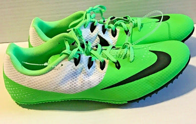 Nike Racing Zoom Rival S Sprint Mens Spikes 806554-300 Voltage Green Size 13