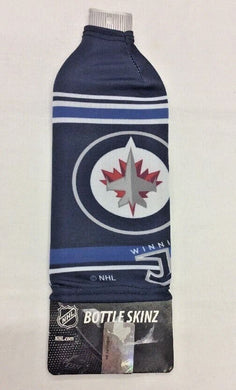 Bottle Skinz, NHL Winnipeg Jets, Red, White, Blue