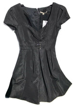 Load image into Gallery viewer, Anthropologie NANETTE LEPORE Will Survive Dress Women's BLACK Size 2 - $395