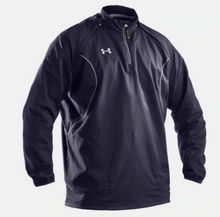 Load image into Gallery viewer, Under Armour UA Long to Short Sleeve Convertible 2n1 Baseball Jacket 1217747 $70