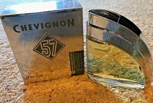 Chevignon 57 For Him AFTER SHAVE Natural Spray -  3.33 fl oz 100 ml - France