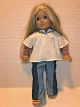 Load image into Gallery viewer, American Girl Doll JULIE with Original Clothes, Missing One Shoe & Belt