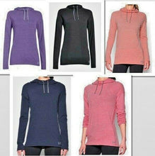 Load image into Gallery viewer, Under Armour UA Womens Stadium Hoodie Pullover HeatGear 1276522 Color/Sizes $40