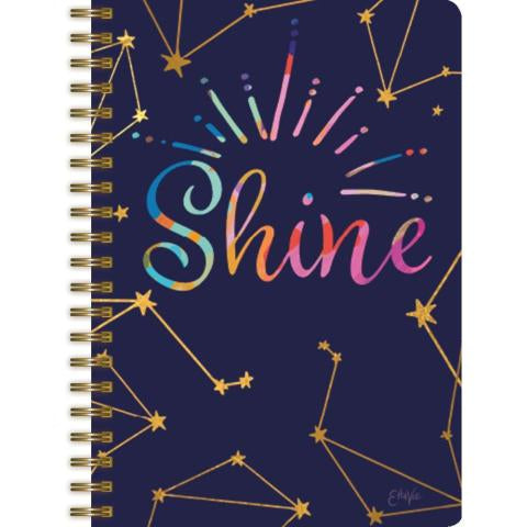 Shine Spiral Journal