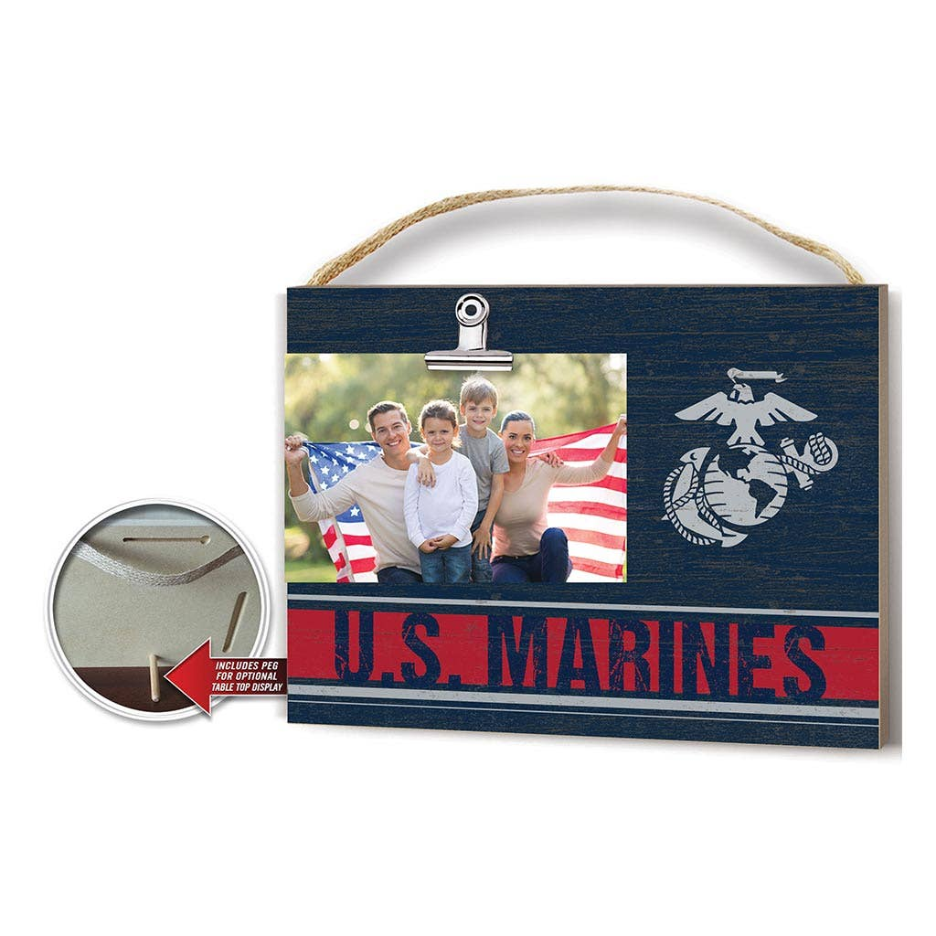 Clip it Marines Frame
