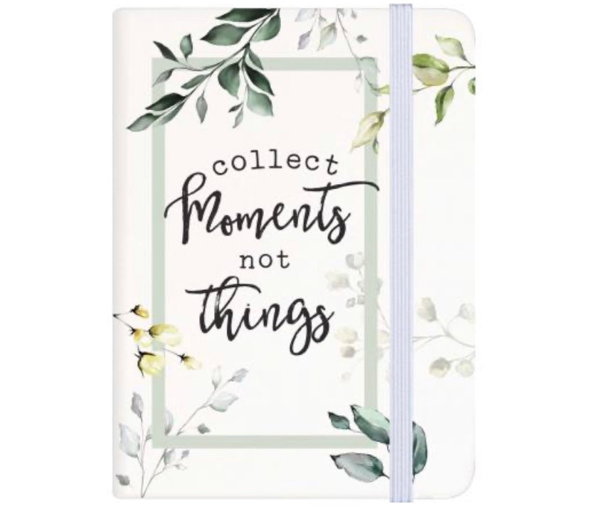 Collect Moments Journal/Notepad