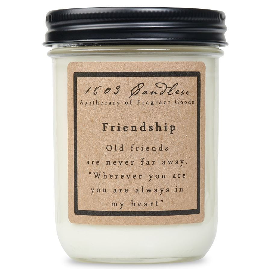 Friendship Soy Jars (14 oz )