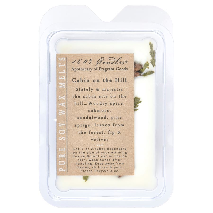 Cabin on the Hill Soy Wax Melts