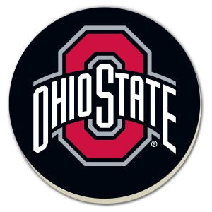 Ohio State Logo Coasters
