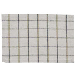 Mercantile Windowpane Placemat