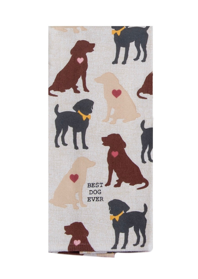 Best Dog Ever Towel
