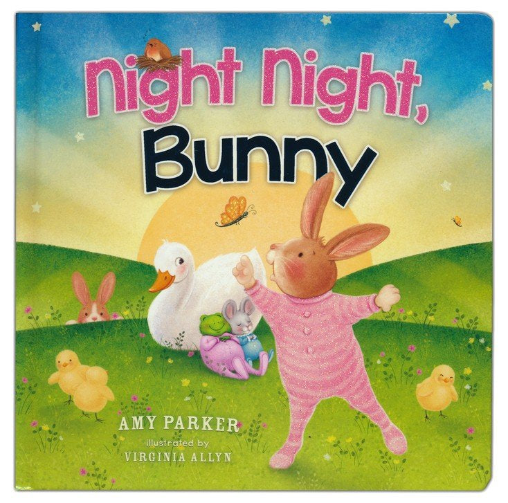 Night Night Bunny Book
