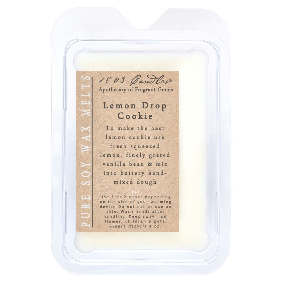 Lemon Drop Cookie Soy Wax Melts