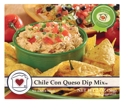 Chile Con Queso Dip Mix