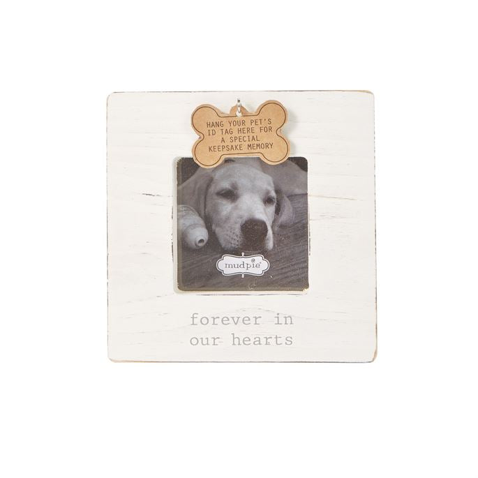Forever in our Hearts Pet Memory Frame
