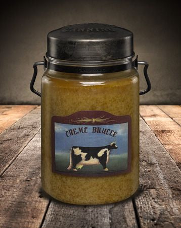 Creme Brulee McCalls Candle (26 oz )