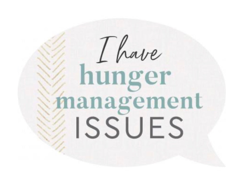 Hunger Management Issues