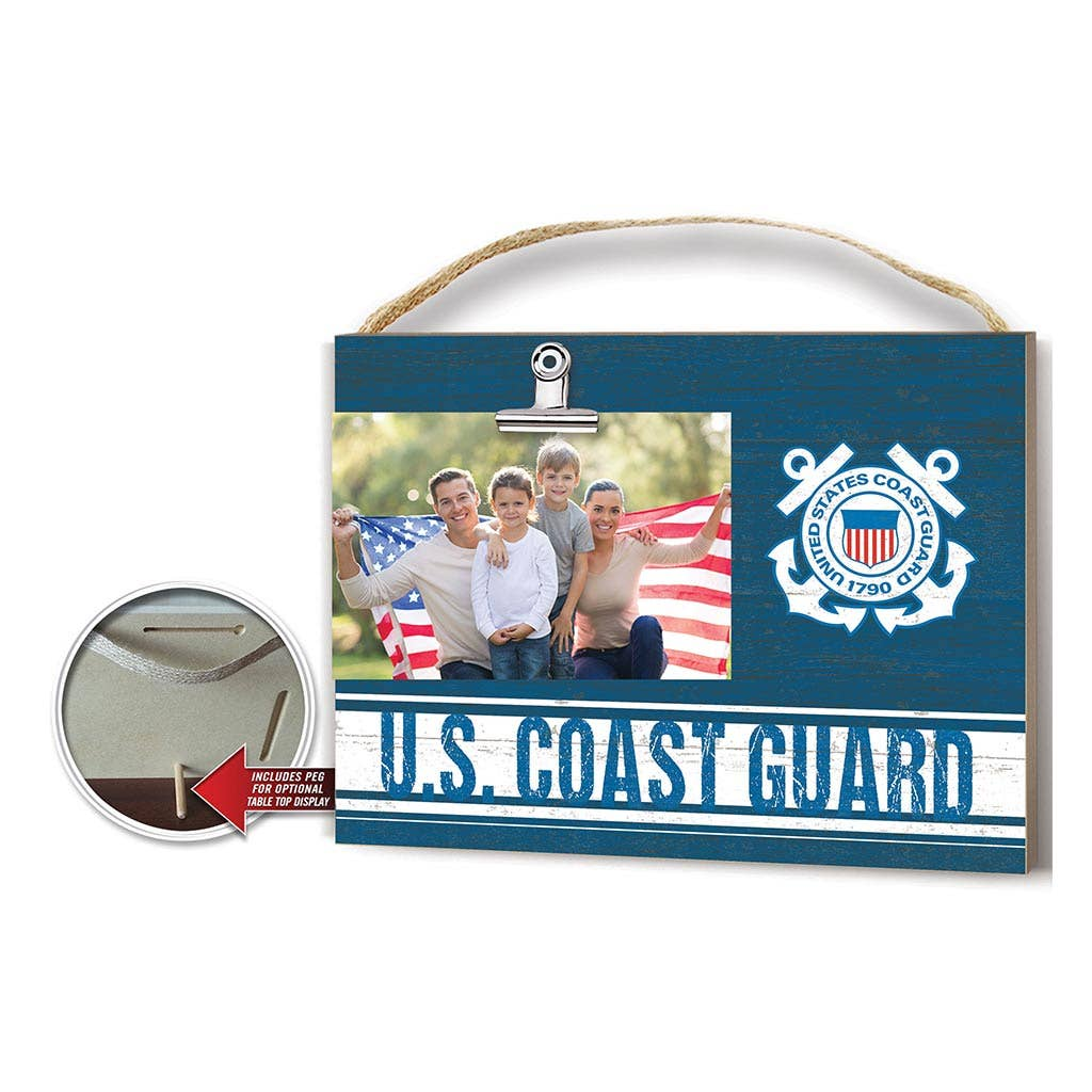 Clip it Coast Guard Frame