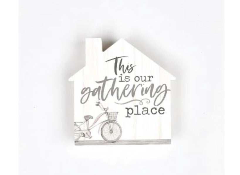 Our Gathering Place Shaped House