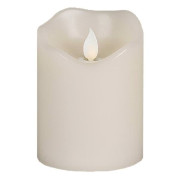 "3"" x 4"" Motion Flame LED Candle"