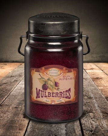 Mulberry McCalls Candle (26 oz )