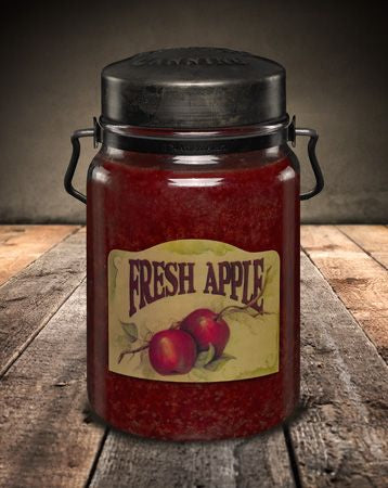 Fresh Apple McCalls Candle (26 oz )