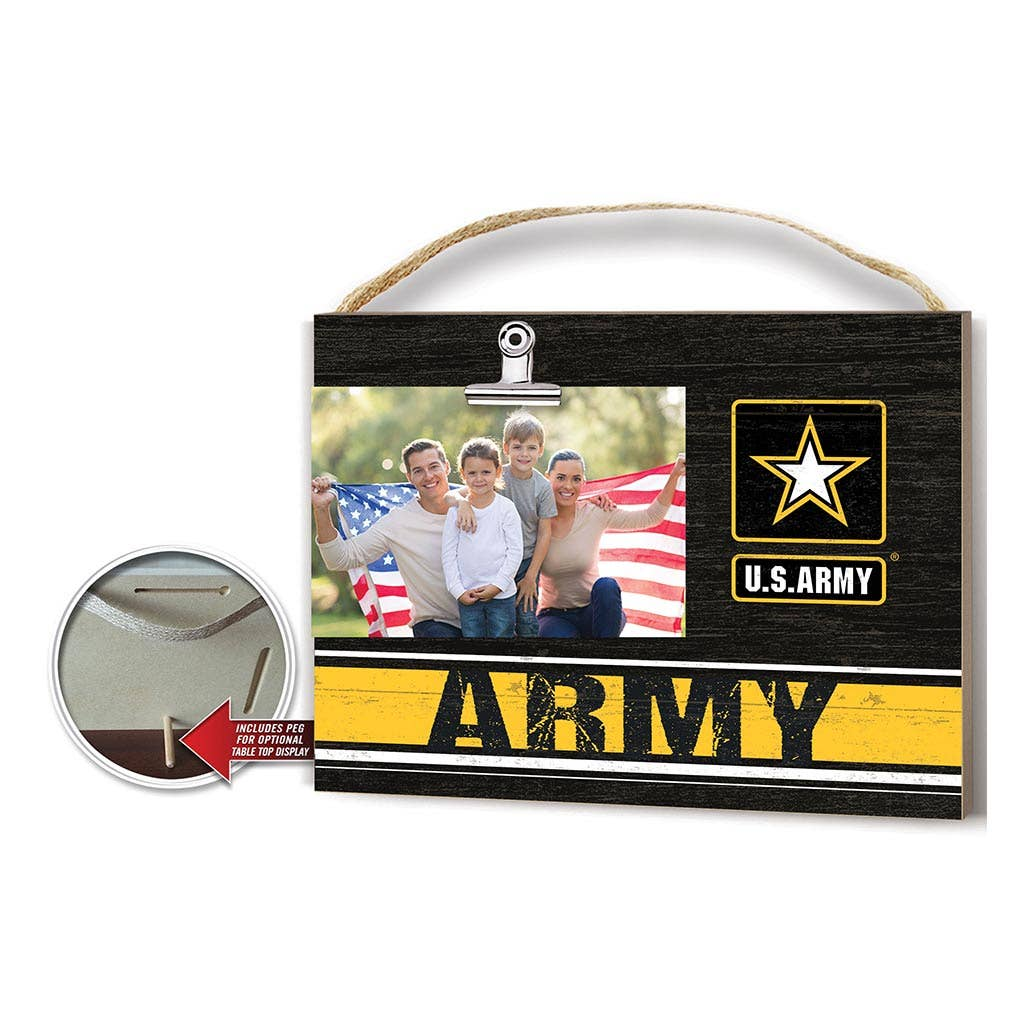 Clip it Army Frame