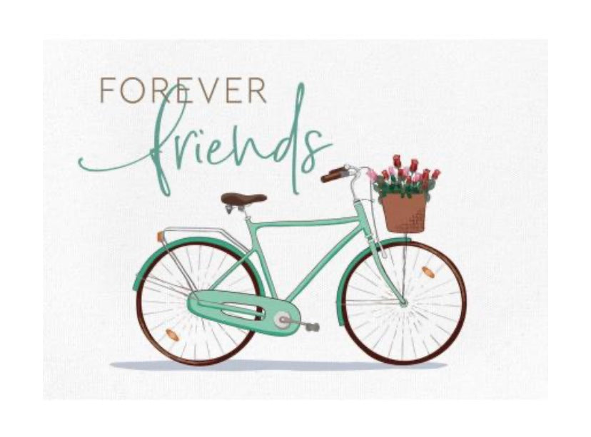 Forever Friends Canvas Frame