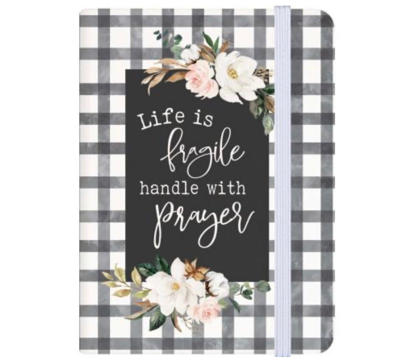 Handle with Prayer Journal/Notepad