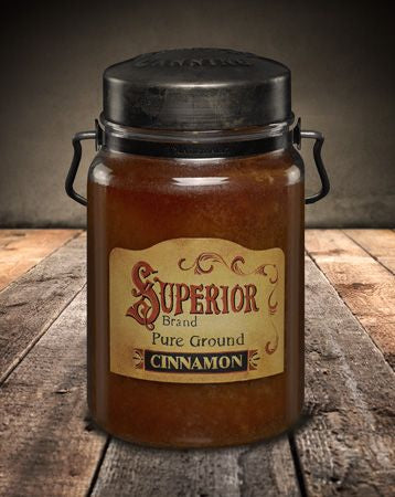 Cinnamon McCalls Candle (26 oz )