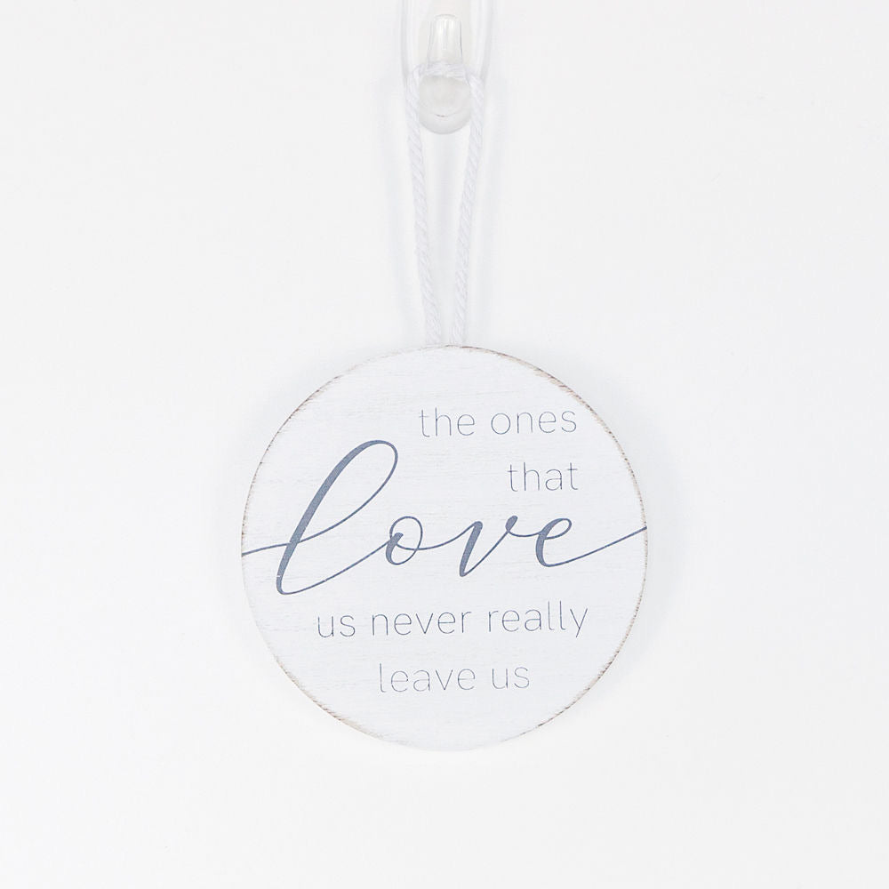 The Ones That Love Us Ornament