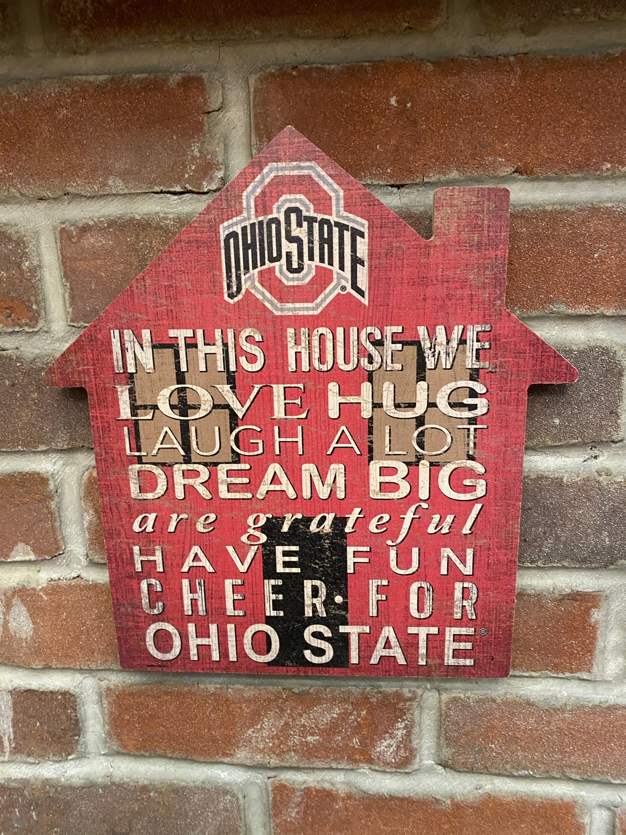 Ohio State House Sign