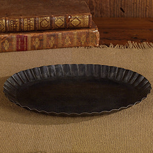 "8"" Oval Candle Pan"