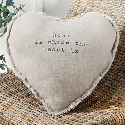 Heart Home Pillow