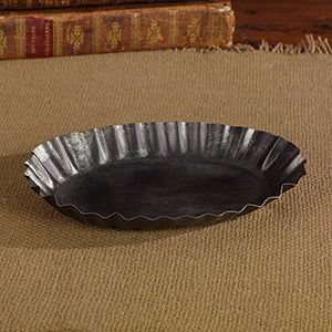 "6"" Oval Candle Pan"