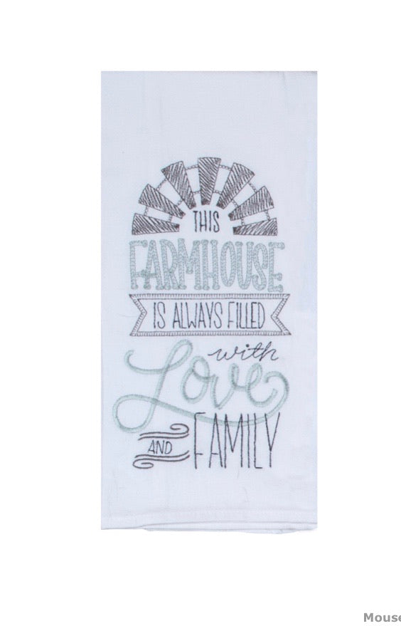 This Farmhouse Towel