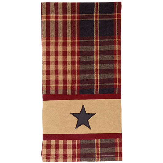 Village Star Towel