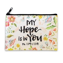 My Hope is in You Coin Purse