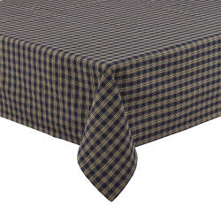 Sturbridge Navy Tablecloth