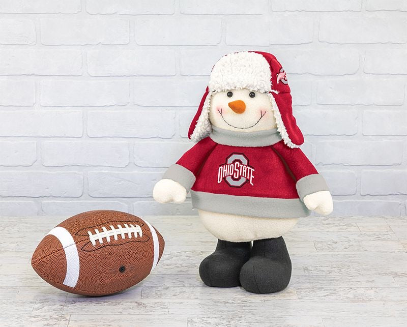 Ohio State Chilly Snowman