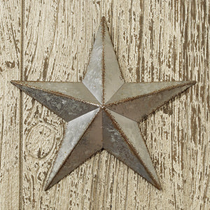 "10"" Galvanized Star"
