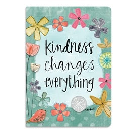 Kindness Changes Everything Softcover Journal