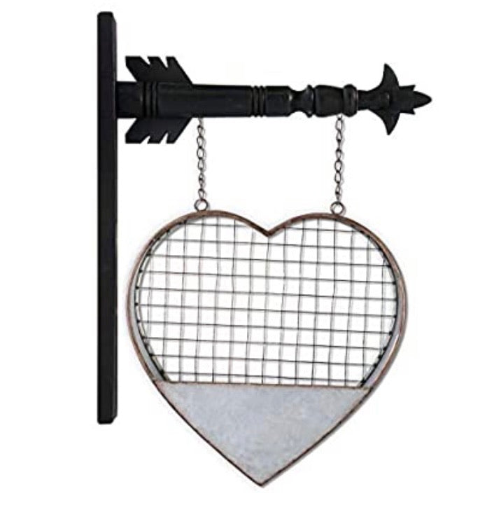 Wire Heart Arrow Replacement